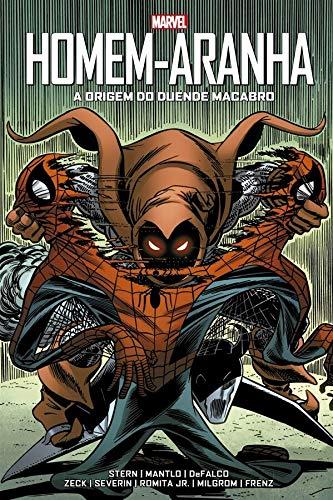 Marvel Vintage Homem-Aranha. A Origem do Duende Macabro