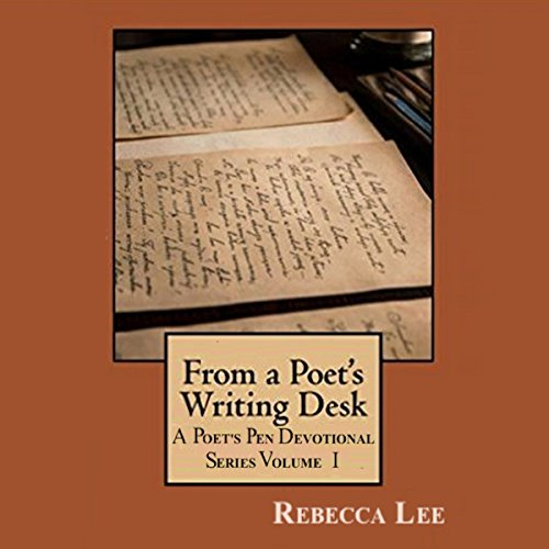 From a Poet's Writing Desk audiobook cover art