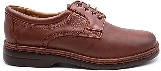 Comodo Sport - 6050 - Zapato de Piel con Cordones, Suela de Goma, para: Hombre