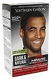 Dark & Natural Color Men Natural Black (2 Pack)