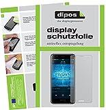 dipos I 6X Schutzfolie matt kompatibel mit Blackview P6000 Folie Bildschirmschutzfolie