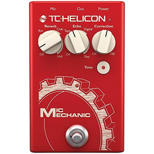 TC.HELICON TC169 Mic Mechanic 2 Stompbox