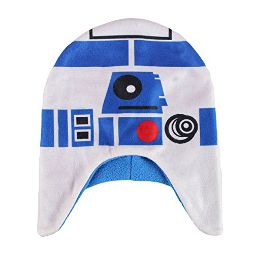 Star Wars V1300221 Hat, Blanco, Talla única Unisex-Adult