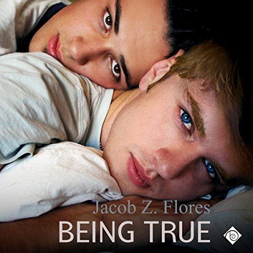 Being True audiobook cover art