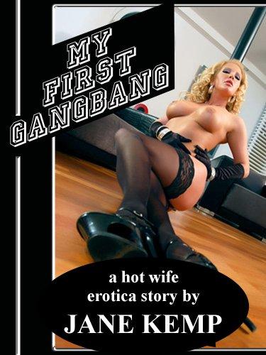 Real Wife First Gangbang