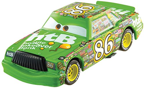 Disney/Pixar Cars, 2015 Piston Cup Die-Cast Vehicles, Chick Hicks #1/18, 1:55 Scale by Mattel