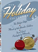 MGM Holiday Classics Collection: (The Bishop's Wife / March of the Wooden Soldiers / Pocketful of Miracles)