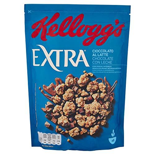 Kellogg's Extra Cioccolato al Latte - 375 g