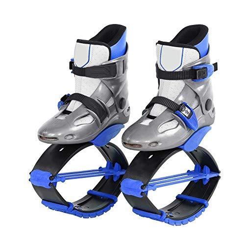 Zapatos para Saltos de Fitness, Zapatos de Rebote espaciales, Botas Anti-Gravedad para Correr, aptas para niños y niñas
