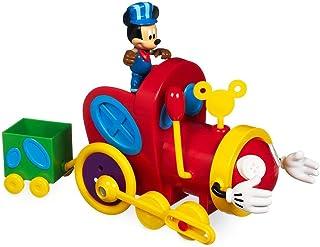 Disney Mickey Mouse Push and Go Mouska Train