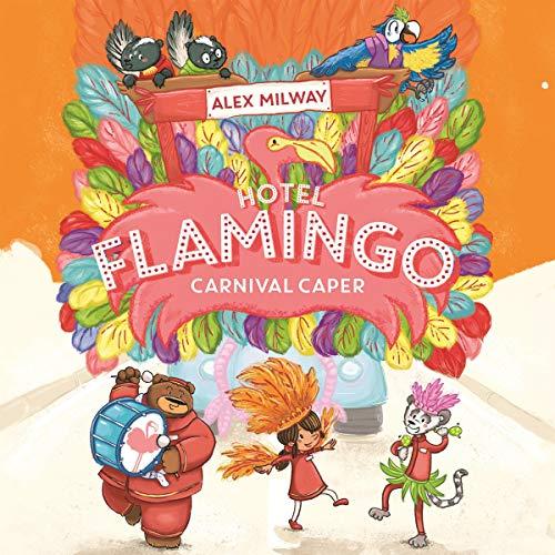 Hotel Flamingo: Carnival Caper cover art