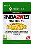 NBA 2K19: 450,000 VC - Xbox One - Código de descarga