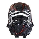 BIRDEU Kylo Ren Mask SW9 El ascenso de Skywalker película cabeza completa casco de látex para hombres adultos Halloween Cosplay traje réplica 2019