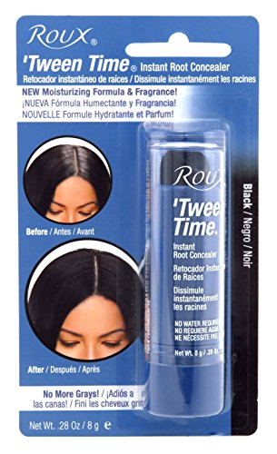 ROUX Tween Time Instant Haircolor Touch-Up Stick BLACK 1/3 oz/10g . As you can see from the ABOUT THE PRODUCT section this item comes in a. by Roux