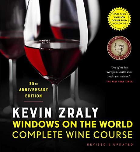 Kevin Zraly Windows on the World Complete Wine Course: Revised & Updated / 35th