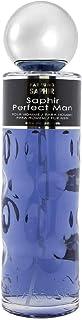 Saphir Parfums Perfect Man Agua de Perfume con vaporizador para Hombre - 400 ml