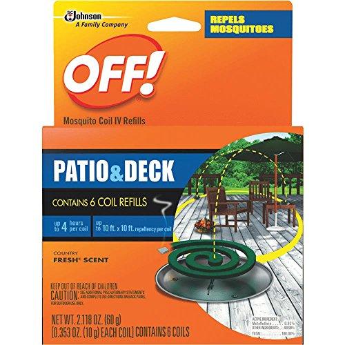 Off Mosquito Repellent Refill