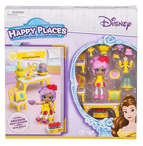 Happy Places Disney Season 1 Belle Dining Theme Pack