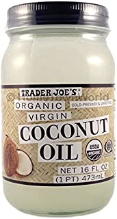 Best organic coconut oil trader joe's Reviews