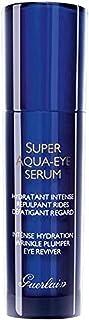 Guerlain Super Aqua Eye Serum Intense Hydration Wrinkle Plumper for Unisex - 0.5 oz, 15 ml