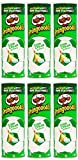 Pringles Sour Cream and Onion Crisps 165 gr. - [Pack 6]