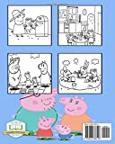 Zoom IMG-1 peppa pig libro da colorare