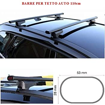 COMPATIBILE CON Dacia Sandero Stepway 5p 2014 BARRE PORTATUTTO PER
