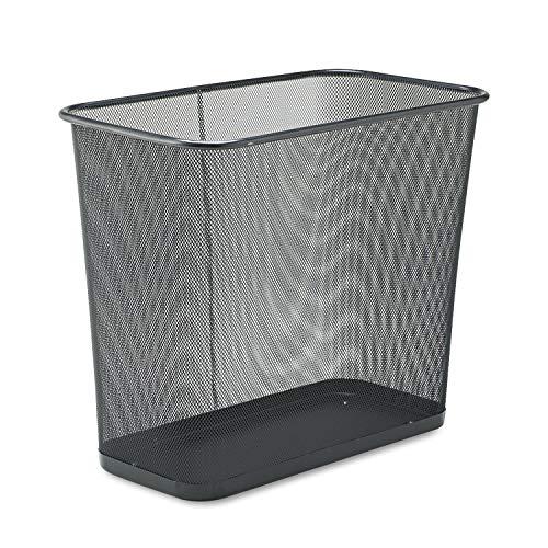 Rubbermaid Papierkorb Concept Collection, 28, 4 Liter, schwarz