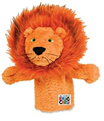 The World of Eric Carle: Lion Hand Puppet by Kids Preferred