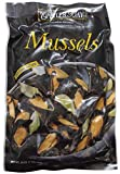Oyster Bay Cooked in Shell Mussel, 1 Pound -- 10 per case.