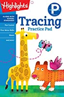 Preschool Tracing (Highlights Learn on the Go Practice Pads)