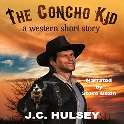 The Concho Kid audiobook cover art