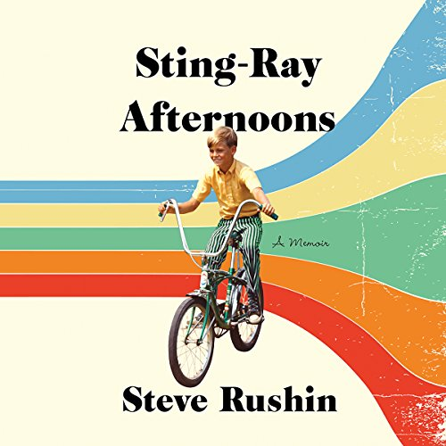 Sting-Ray Afternoons audiobook cover art
