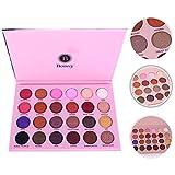 Shouhengda Eyeshadow Palette 24 Colors Eye Shadow Powder Make Up Waterproof Eye Shadow Palette Cosmetics
