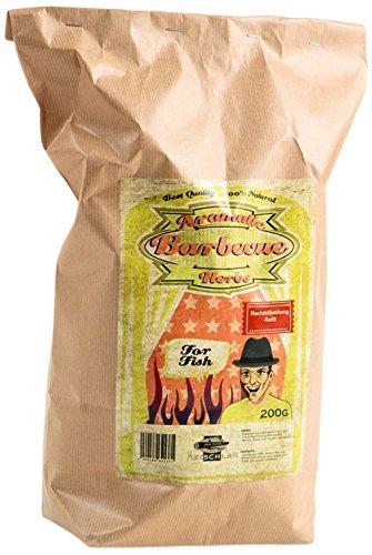 Axtschlag Aromaheu Nachfüllpack für Fisch 200 g, mehrfarbig