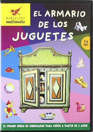(cd-Rom) El Armario De Los Juguetes
