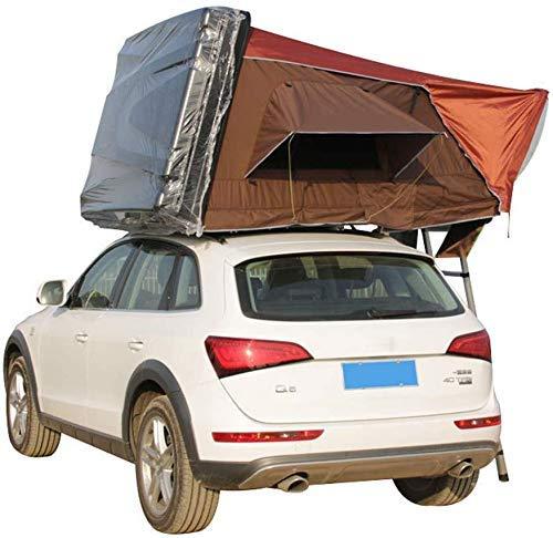 LLSS 2-3 Personen Autodach Zeltdach Camping im Freien für Autos LKWs Geländewagen Camping Reisen Mobile Unterbringung
