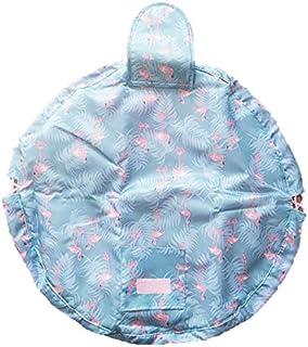 Animal Flamingo Cosmetic Bag Professional Drawstring Makeup Case Women Travel Make Up Organizer Storage Pouch Toiletry Was...
