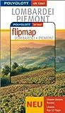 Polyglot on Tour. Lombardei, Piemont, m. Flipmap