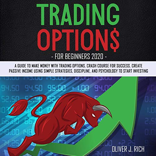 Trading Options for Beginners 2020  By  cover art