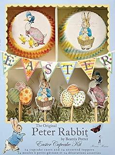 Peter Rabbit Easter Cupcake Kit