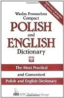 Wiedza Powszechna Compact Polish and English Dictionary by Janina Jaslan Jan Stanislawski(1993-01-11)
