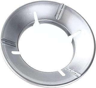 Cabilock Support de wok en fer pour cuisinière à gaz et wok, support de wok, économe en énergie, couvercle de cuisinière p...