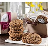 DECADENT COOKIE EXTRAORDINAIRE: Dulcets cookie package is not the ordinary! It contains 12 Classic Oatmeal Raisin Breakfast Cookies. A cookie for breakfast? We think so! JUST LIKE GRANDMAS BURSTING WITH TEMPTING PASTRIES: When we say Our cookies tast...