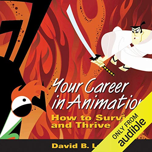 Your Career in Animation cover art