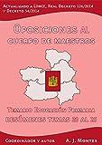 Oposiciones al Cuerpo de Maestros - Temario Educación Primaria Castilla-La Mancha Volumen 4: Volumen 4: Resúmenes del Tema 20 al 25