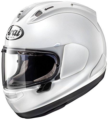 アライ(ARAI) バイクヘルメット フルフェイス RX-7X ホワイト M (頭囲 57cm~58cm)