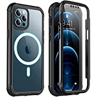 Redpepper Full Body Heavy Duty Shockproof Case for iPhone 12 Pro Max