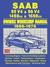 Saab 95 V4 & 96 V4 1498cc & 1698cc Owners Workshop Manual 19661976