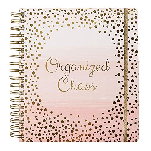 2020 Organized Chaos, 12 Month Daily Planners/Calendars: Tri-Coastal Design Planners with Monthly, Weekly